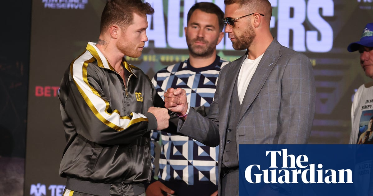 Eddie Hearn enters 'game-changing' boxing deal with streaming service Dazn