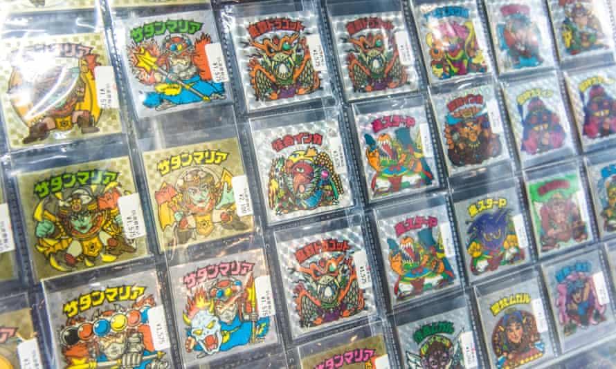 Manga at Nakano Broadway.