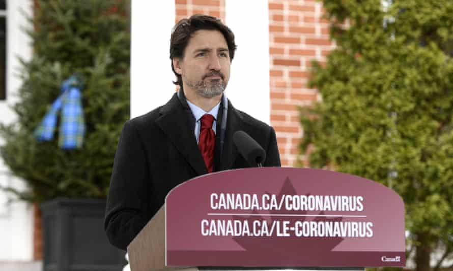 The Canadian prime minister, Justin Trudeau, said: 'We would certainly prefer that this not happen because our linguistic duality is not just a question of our Canadian identity, it's also a question of safety for consumers.'
