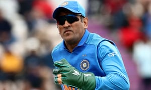 MS Dhoni is an honorary lieutenant colonel in the territorial army and sported its dagger insignia on his gloves against South Africa.