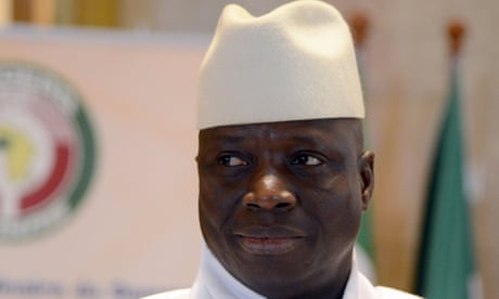 Equatorial Guinea says it will protect former Gambian leader