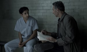 Riz Ahmed and John Turturro in The Night Of