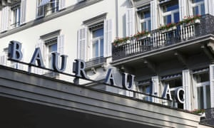 Swiss police descended on the Baur au Lac hotel in Zurich, Switzerland, in an early-morning raid.