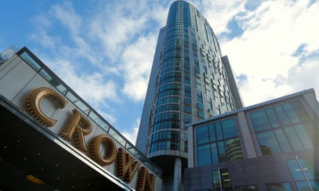 Australia news live: Victoria to hold royal commission into Melbourne's Crown casino