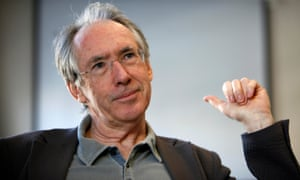 Ian McEwan was an inaugural graduate of UEA's acclaimed creative writing course.
