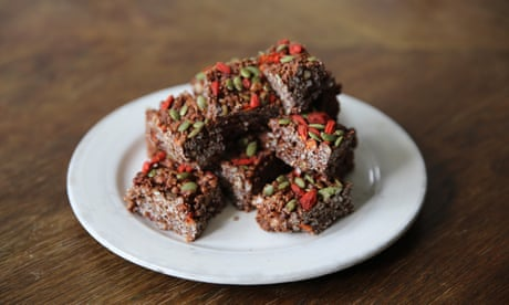 Tom Hunt's maple and coconut crispies recipe | Waste not