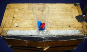 The Bull pub in The Archers serves up Lego bricks for ice cubes