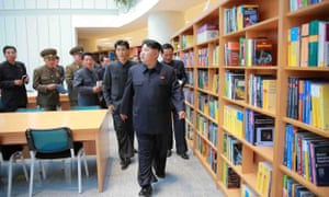 The undated images show North Korean leader Kim Jong-un inspecting the Sci-Tech Complex on a recent trip.<br><br>