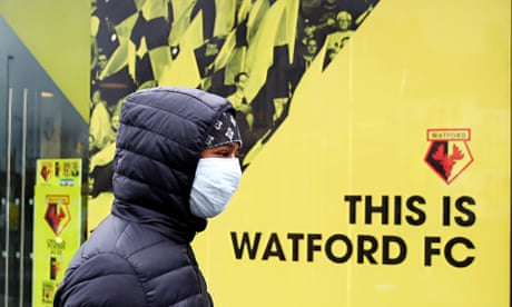 Watford offer NHS use of their stadium in fight against coronavirus