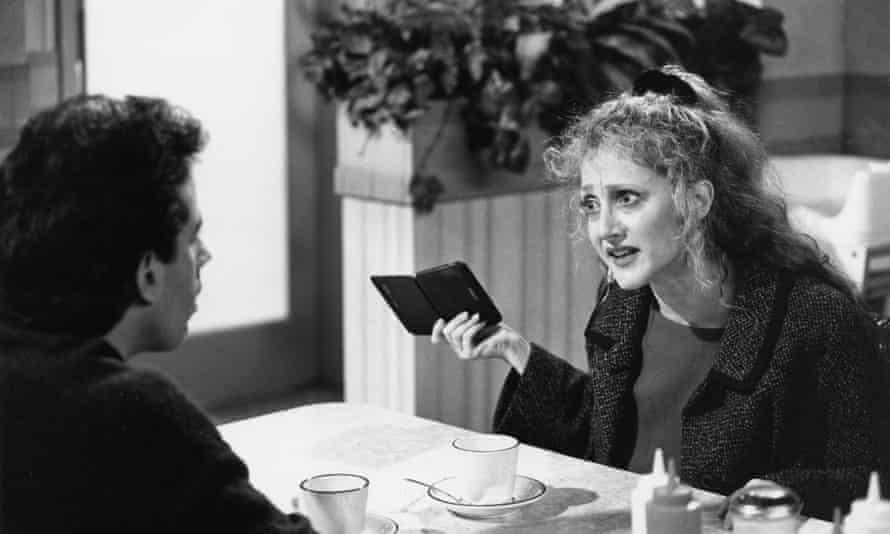 Carol Kane as Corinne.