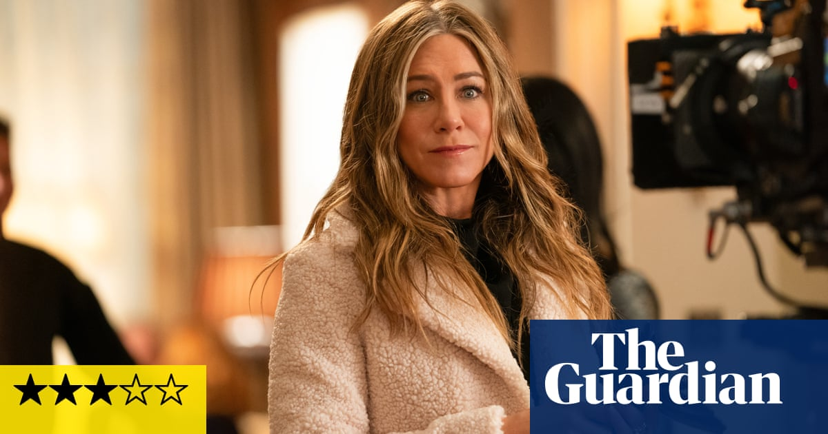 The Morning Show season two review: Aniston and Witherspoon return – minus #MeToo