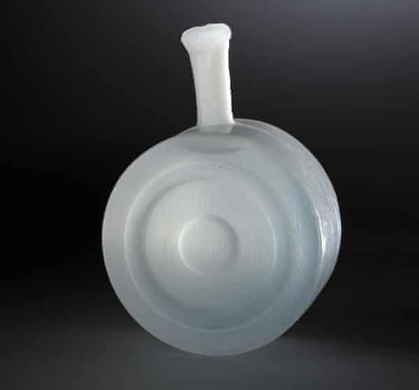 An early 20th-century Zamzam flask from Mali