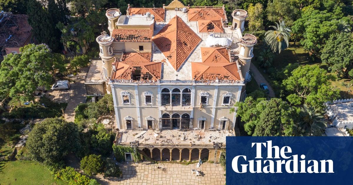 Beirut blast: dozens of historic buildings in Lebanon capital at risk of collapse