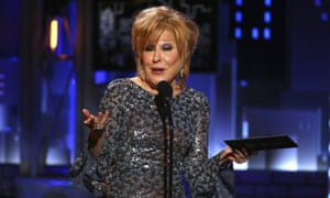 Bette Midler a big winner at the 71st Tony awards