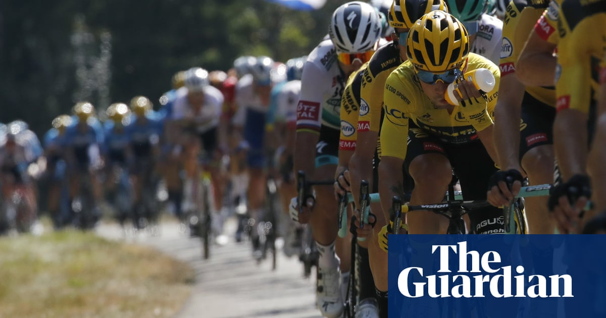 Primoz Roglic closes on Tour de France glory but bike inspection row continues