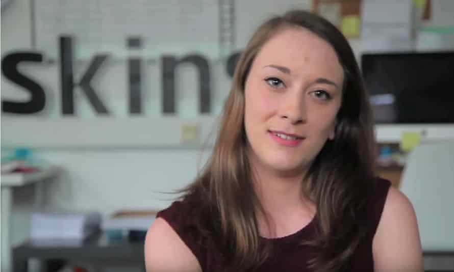 Clique writer Jess Brittain