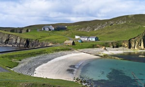 Fair Isle Bird Observatory and Guesthouse.