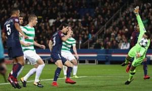 PSG v Celtic