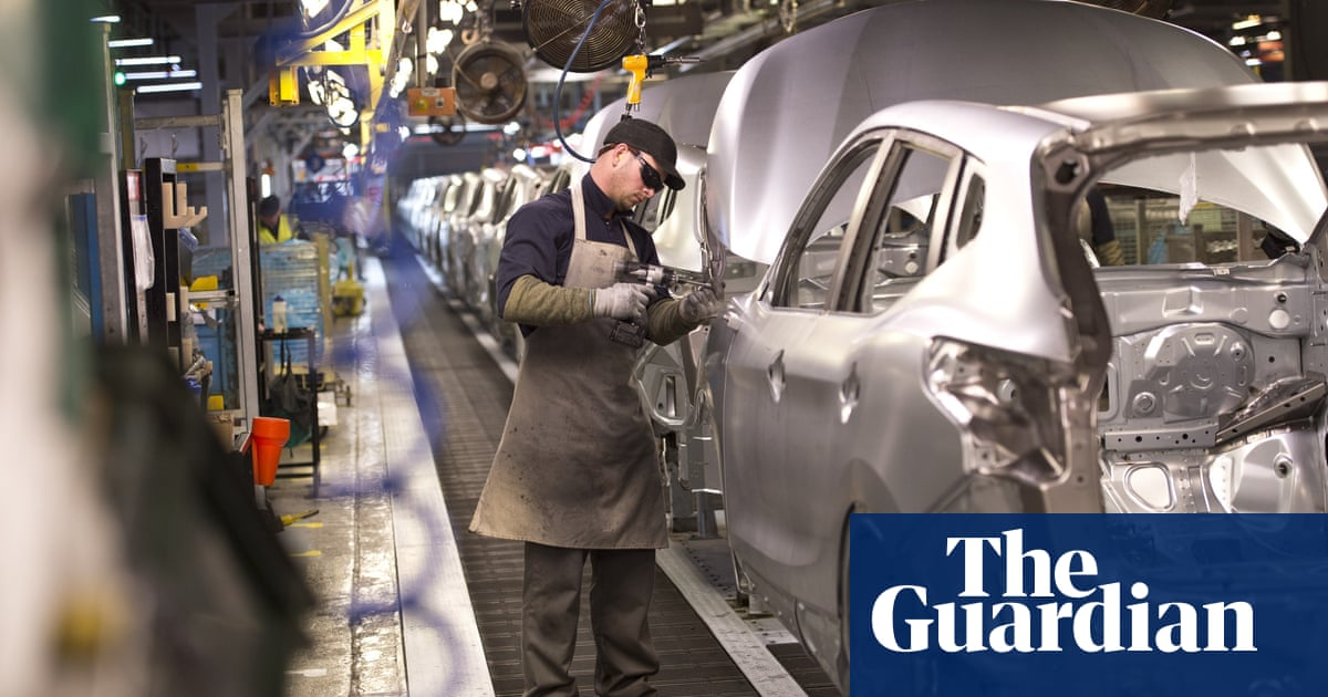 UK carmakers allotted £150m in state aid in attempt to save jobs