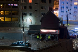 Artist Jimmy Cauty S Dystopian Diorama In Pictures Art