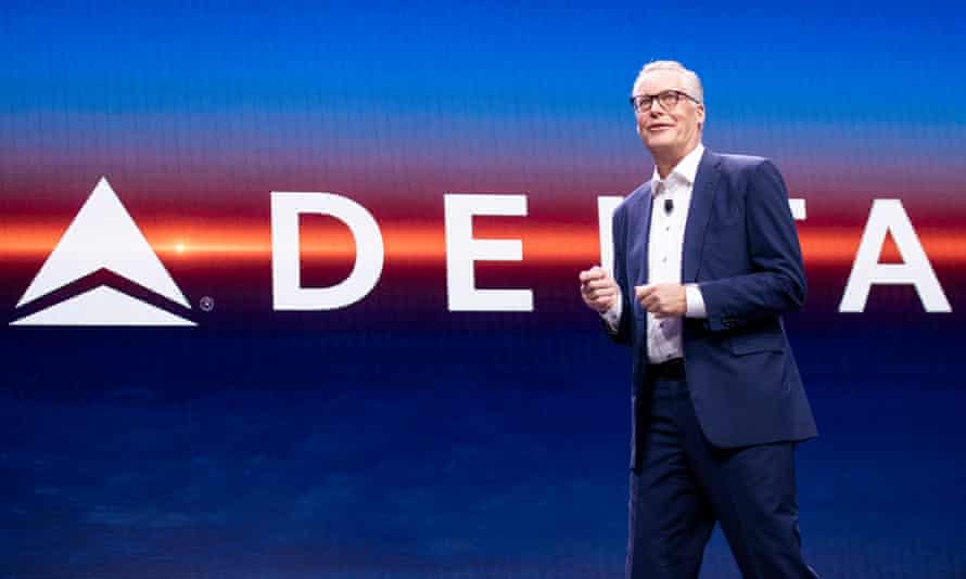 Ed Bastian, CEO of Delta Airline, said on Wednesday: 'The bill includes provisions that will make it harder for many underrepresented voters, particularly Black voters, to exercise their constitutional right.'