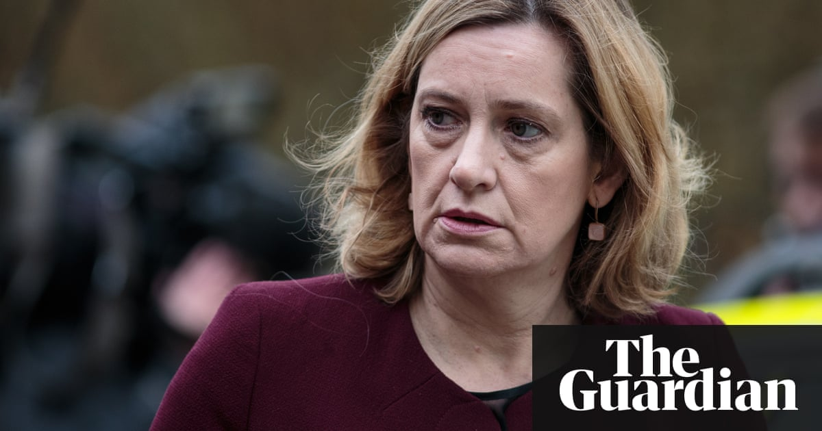 Amber Rudd resigns hours after Guardian publishes deportation targets letter