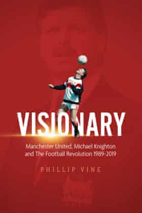 Phillip Vine's book Visionary is out now.