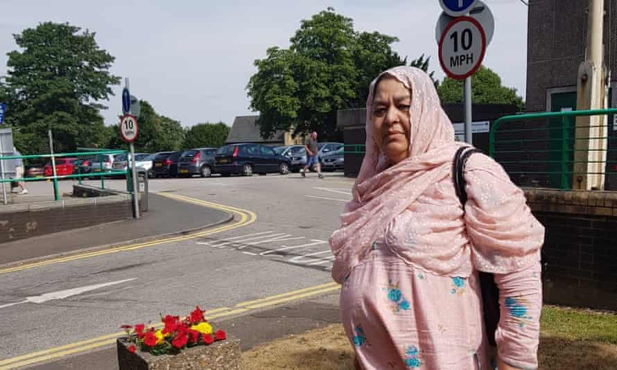 Nargis Begum, 62, from Sheffield, who died on a stretch of the M1 without a hard shoulder in South Yorkshire.