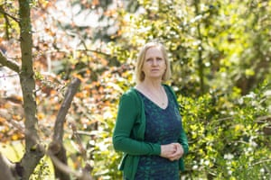 Dr Sue Hills, the mother of Alice Ruggles who was murdered in 2016 by her ex-boyfriend. Dr Hills spoke to the Observer as part of the paper's End Femicide campaign.