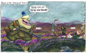 Martin Rowson cartoon 13.08.2019