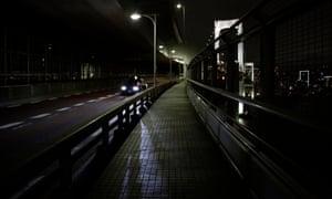 Real Tokyo: Rainbow bridge.