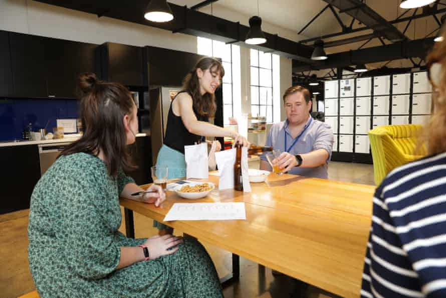 Guardian staff taste tested Non Alcoholic Beer to review the best worst options.