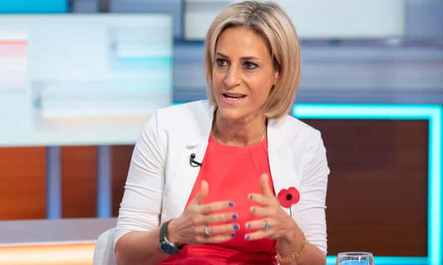 'Kelvin MacKenzie, the former editor of the Sun, says the first thing he'd do as BBC chairman would be to sack Emily Maitlis'.