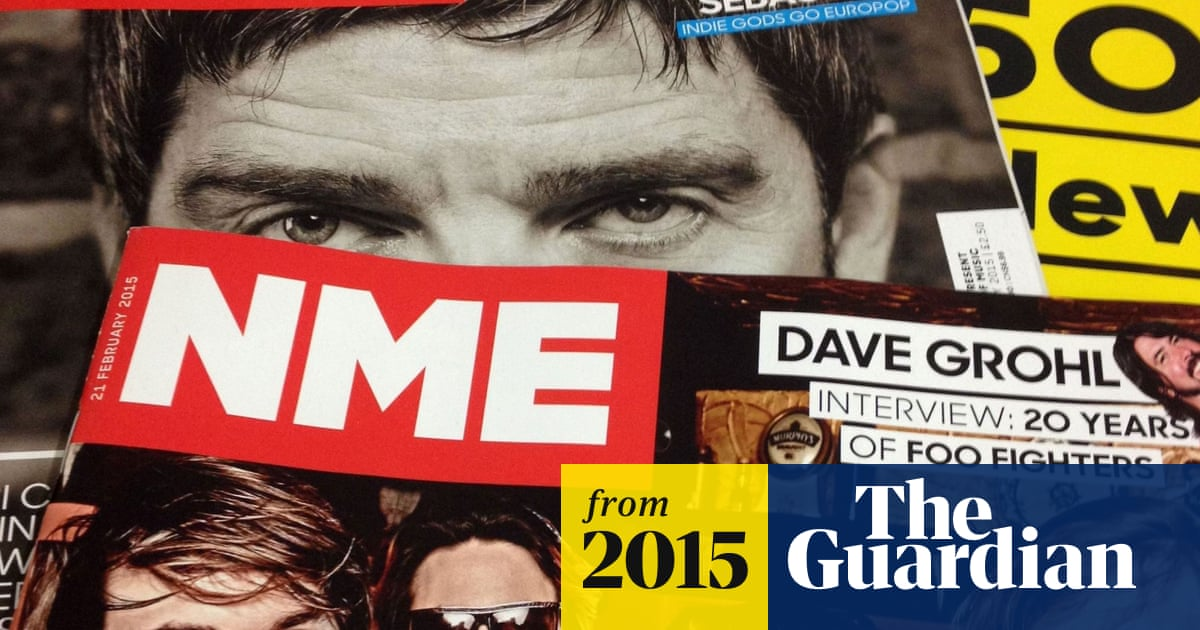Sink or swim for NME as long-running music weekly goes free from