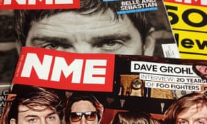 After a decade-long decline in sales NME, which has been published weekly since 1952, is to follow in the footsteps of Time Out to become a free magazine.