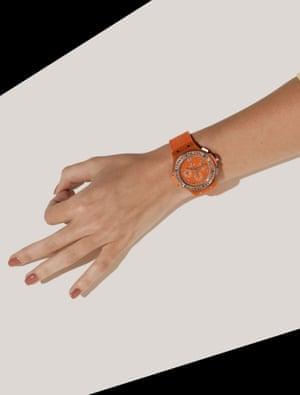 Big Bang Orange Linen, £13,900, by Hublot.