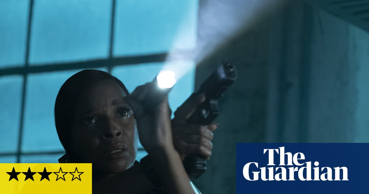 Body Cam review – Mary J Blige cop horror is halfway haunting ...