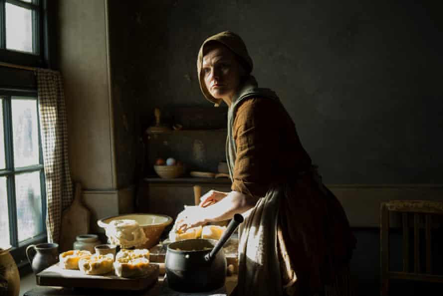 Maxine Peake as Nellie in Peterloo
