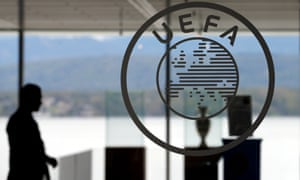 Uefa's adoption of financial fair play has stemmed clubs' excessive spending
