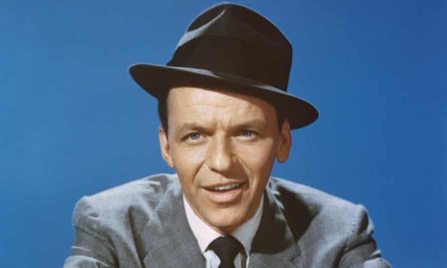 Frank Sinatra circa 1958 in LA