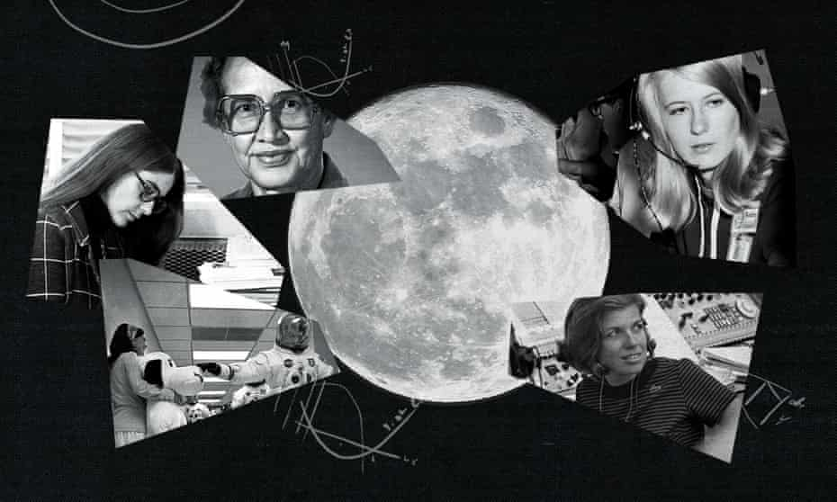 Some of the women behind the Apollo 11 launch