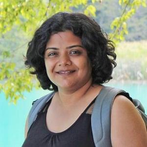 Sandhya Ravishankar