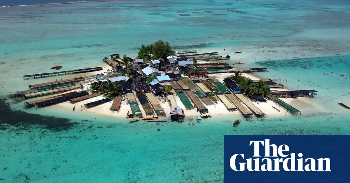 How a tiny Pacific community fought off a giant mining company – video