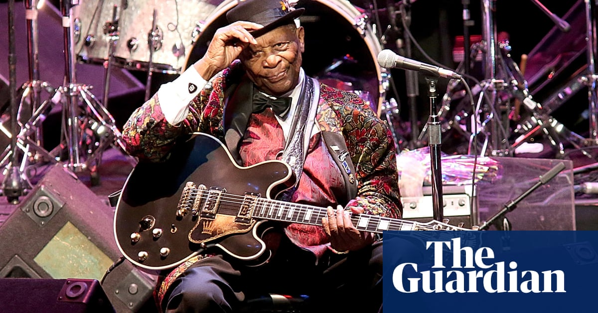 BB King's 'Lucille' guitar to be auctioned along with other