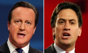 David Cameron says a minority Labour government could have a 'massive credibility problem'.