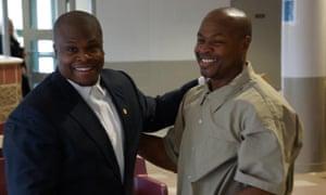 Tony Lewis Jr and Sr.