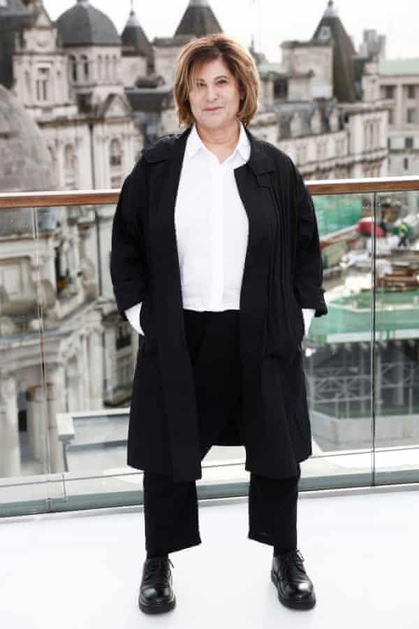 Film executive Amy Pascal