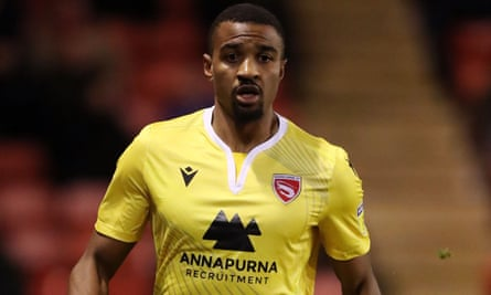 Morecambe's Christian Mbulu has died at the age of 23