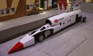Land Speed Record >> Bloodhound Car Aiming For Land Speed Record Has Final Uk