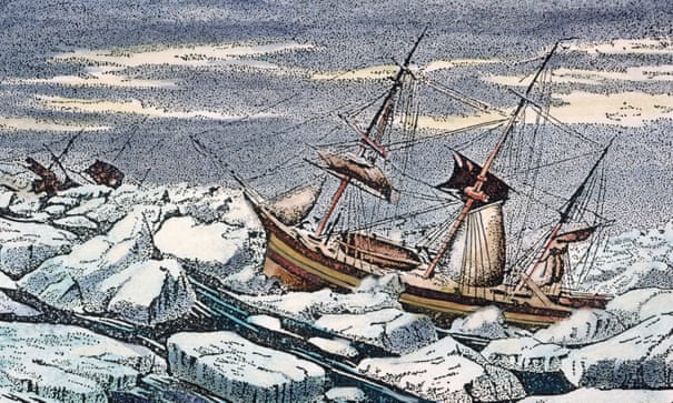 'Frozen in time' wreck sheds new light on Franklin's ill-fated 1845 Arctic quest | Canada | The Guardian